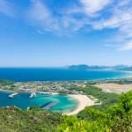 福岡糸島の魅力!幣の浜海水浴場と白糸の滝などへの行き方・交通手段は?