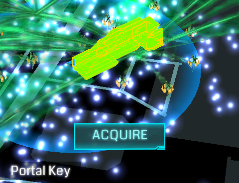 Ingress-Portal-Key