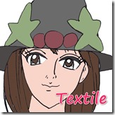 ★★textile★80x80デココまじめtextile