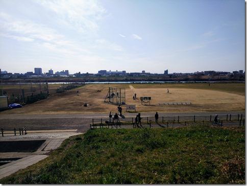 20190224多摩川河川敷4