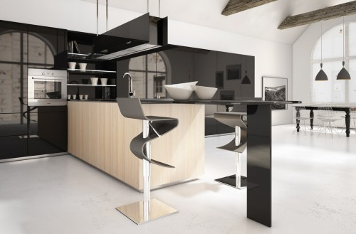Medium Of Awesome Kitchen Designs