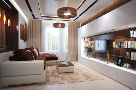 earth 2 contemporary living room