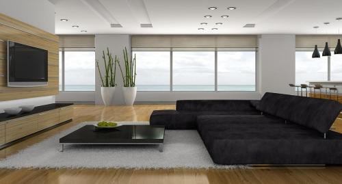 Medium Of Modern Minimalist Living Room Designs