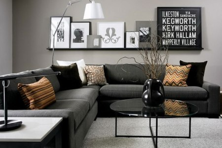 gray 9 living room design ideas