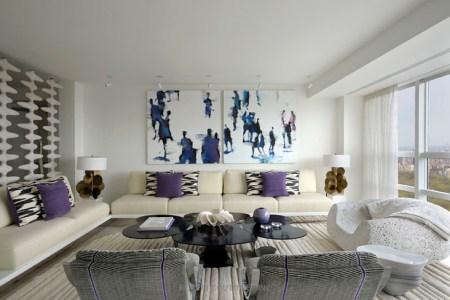 ultra modern interior design robert couturier
