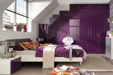 purple bedroom 13 ideas