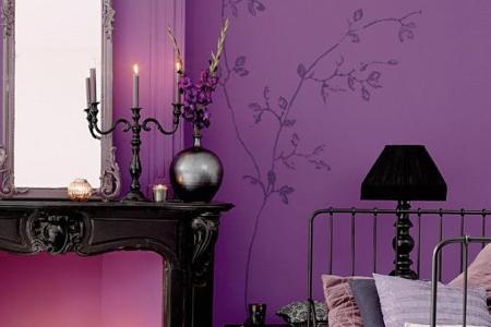 purple bedroom 15 ideas