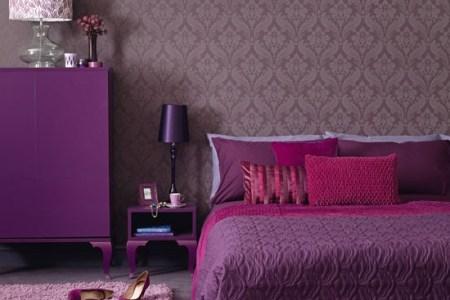 purple bedroom 9 ideas