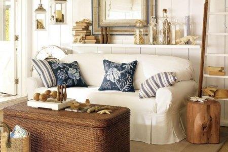 beach 4 themed living room ideas