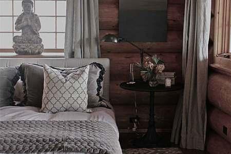 rustic bedroom decorating idea 28