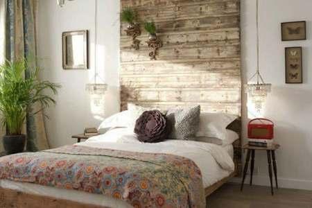 rustic bedroom decorating idea 42