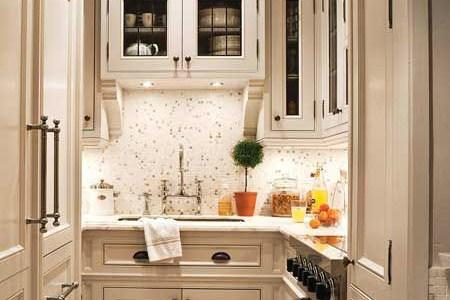 galley kitchen 13