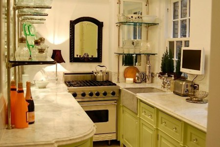 galley kitchen 20