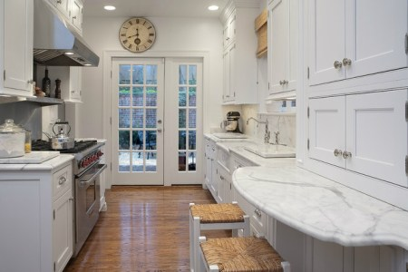 47 best galley kitchen designs decoholic