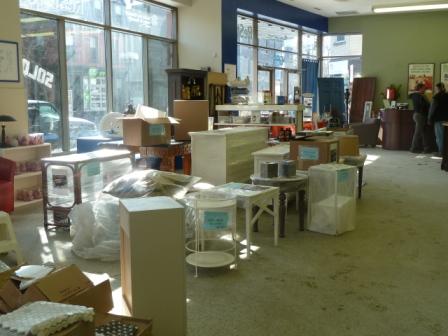 Restore meubles mat riaux et d co pas chers pour une for Meubles montreal a donner