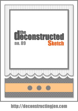 Deconstructed Sketch No. 89