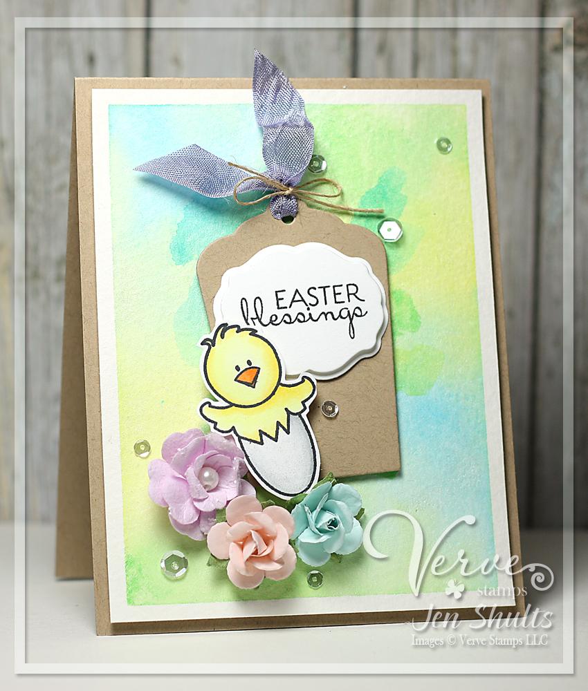 Easter Blessings by Jen Shults