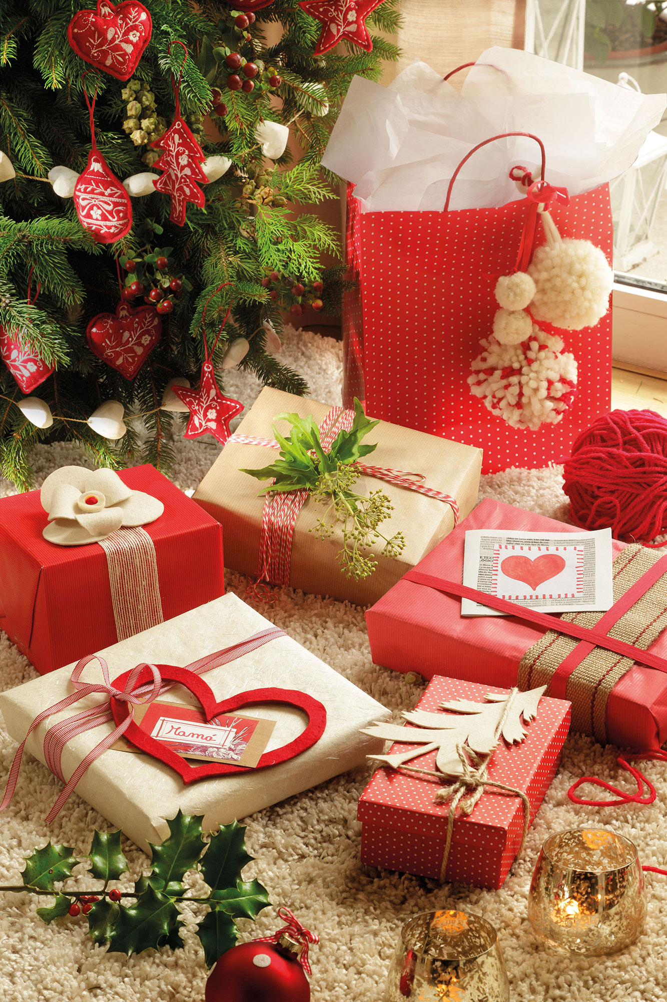 Милые новогодние подарки