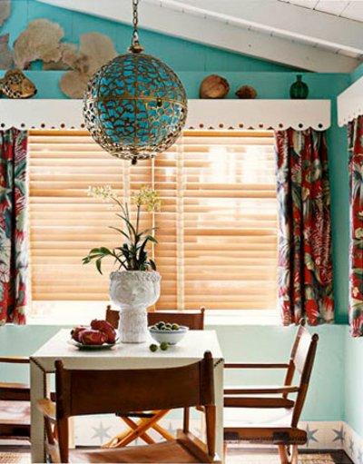 Casa con Detalles Estilo Marroquí