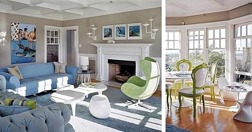 Una Casa con Mucho Color