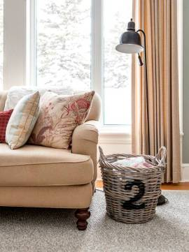 cómo renovar con textiles