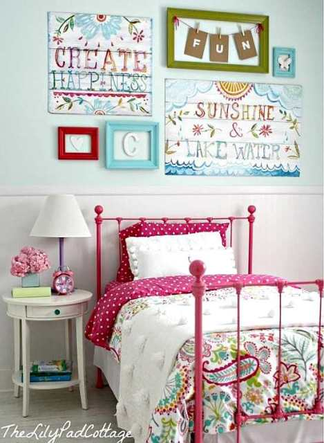 decoracion-actual-dormitorio-ninas