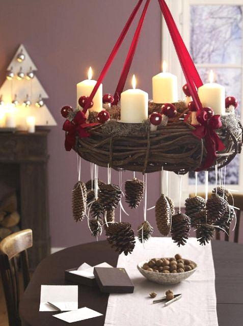 ideas para decorar las fiestas y navidad