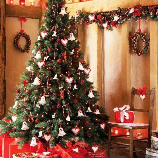 C mo guardar un rbol de navidad artificial adornos para decorar - Como decorar un arbol de navidad ...
