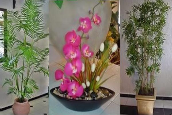 Flores Y Plantas Artificiales Para Interior ¿Si O No?