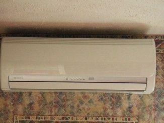 ejemplo de aire acondicionado en casa