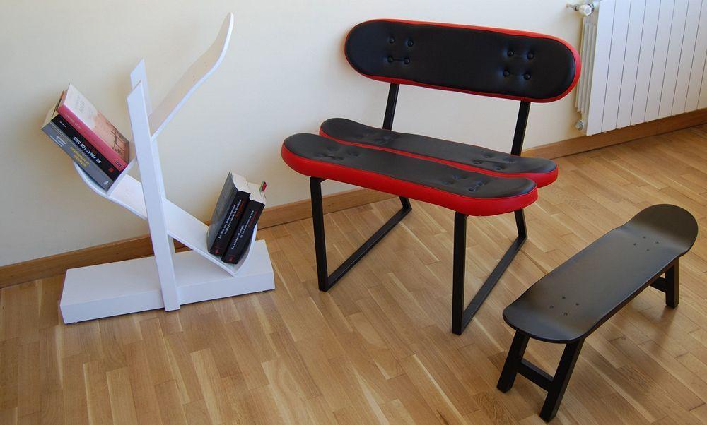 C mo hacer muebles para el sal n econ micos consejos de decoraci n - Hacer muebles baratos ...