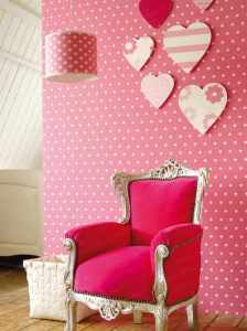 decoracion con corazones