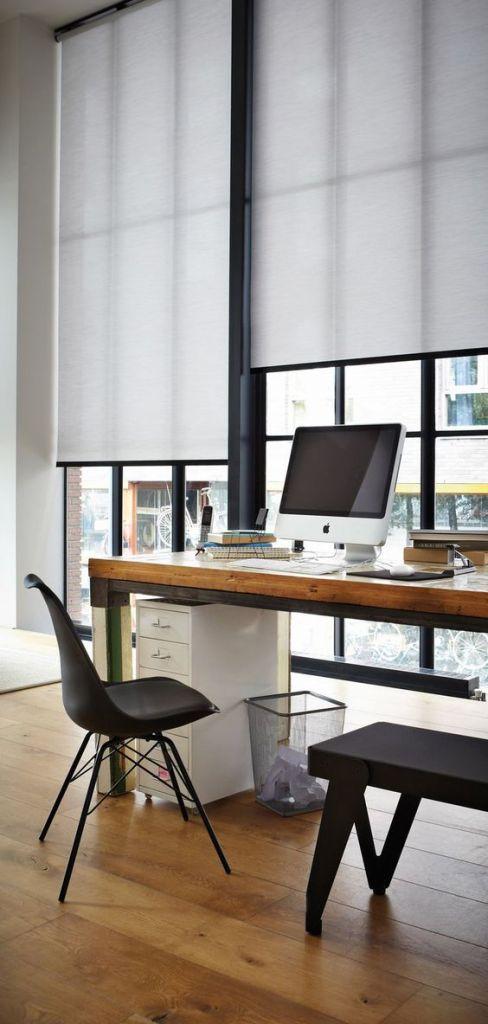 Office Roller Blinds : Modern roller blinds shade design ideas decorated life