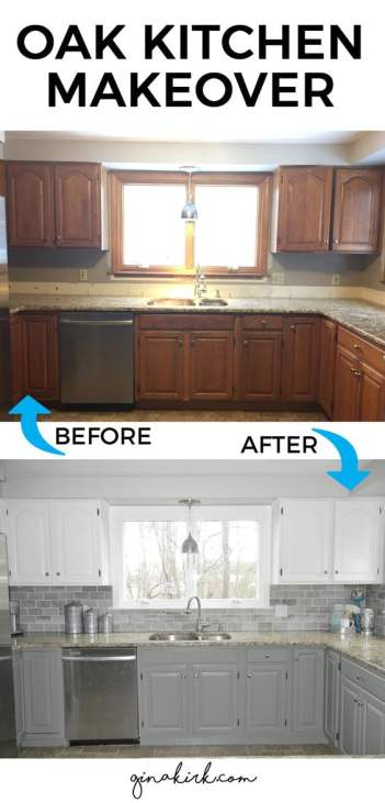 You Can Paint Your Cabinets Or Hire Professionals How You Finish Them