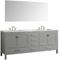 Small Of Grey Bathroom Vanity