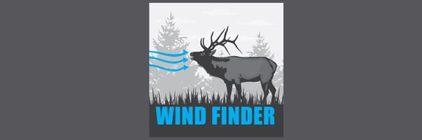 Wind Direction for Elk Hunting Big Game Windfinder