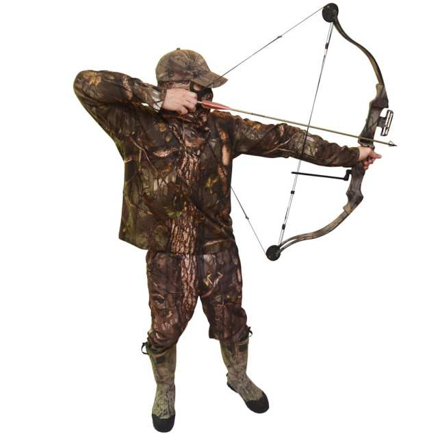 bow hunting face mask