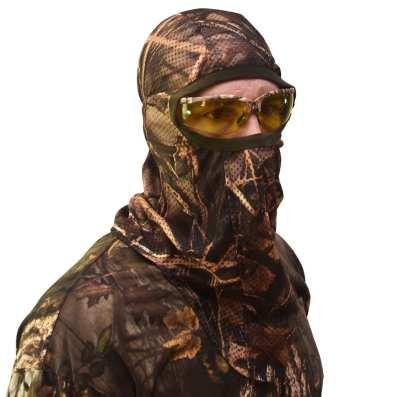 turkey hunting face mask