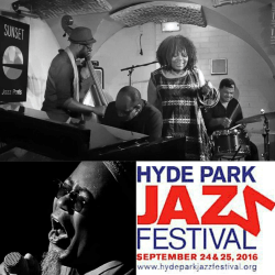 Hyde Park Jazz Fest 2016 with Dwight Trible
