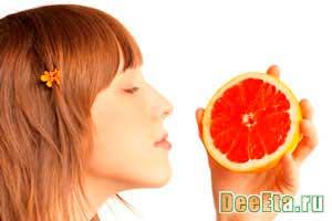 грейпфрутовая диета отзывы