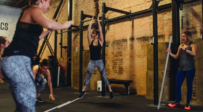 Fitness Studio Review: Social Mechanics