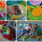 Review: Fisher Price Discover 'n' Grow Jumbo Playmat