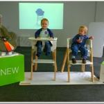 Stokke Steps – The new all-in-one seating system for your child