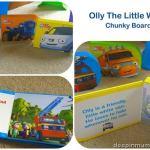Olly The Little White Van Books
