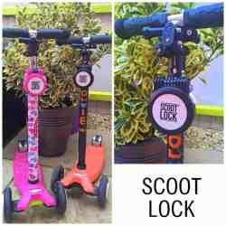 Scoot Lock