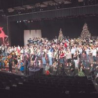 Elkhart Rallies Around Concord High for Nativity