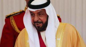 موقف صارم: هناك مشروع قانون ينتظر توقيع الرئيس الإماراتي الشيخ خليفة بن زايد آل نهيان حول تشديد قوانين مكافحة الارهاب. (دان كيتوود / إيه إف بي)