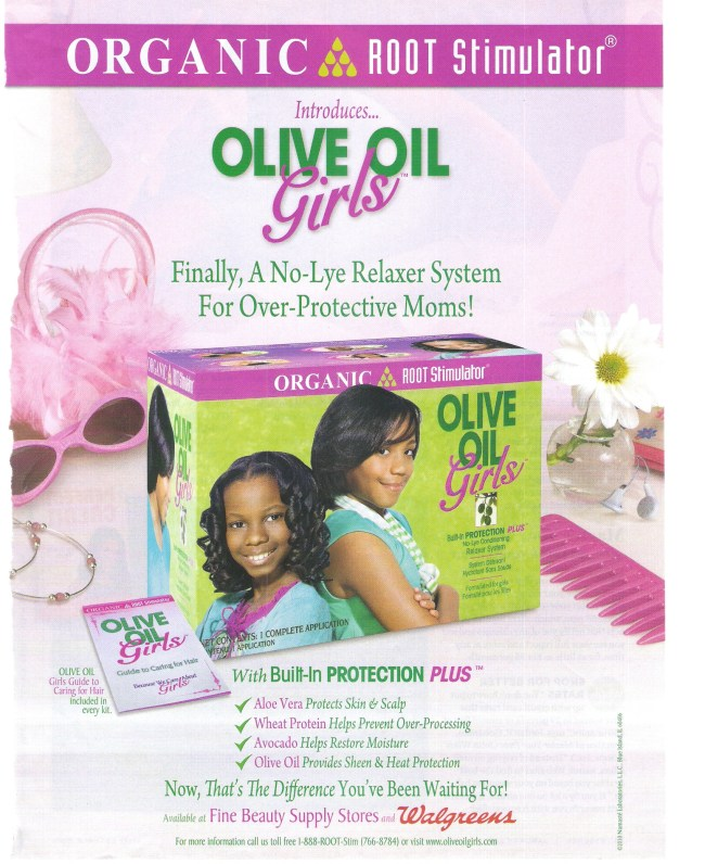 Olive oil girls