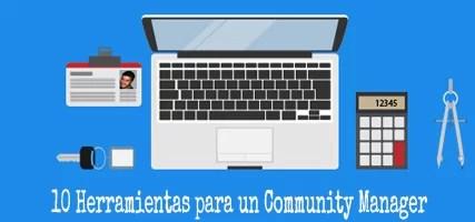 10 Herramientas para un Community Manager