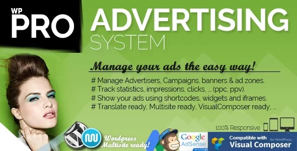WP PRO Advertising System – All In One Ad Manager v.4.6.4